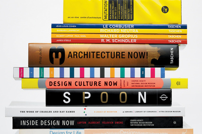 books architecture and design
