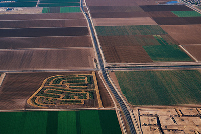 moore rotations moore estates aerial view