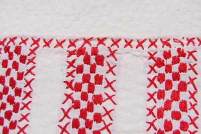blanket store stripes detail