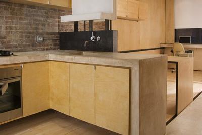 chan residence kitchen