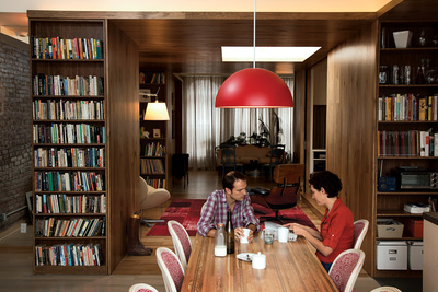 Modern loft renovation in Brooklyn, New York