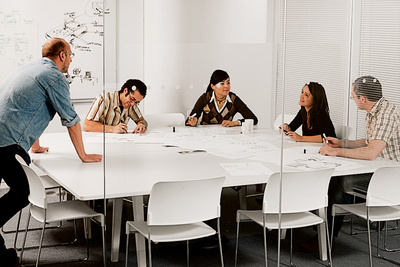 skypephone creative marketing teams design options