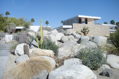 kaufman house palm springs detour