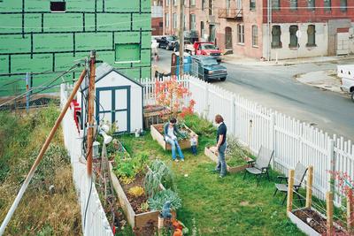 ludeman 100k house backyard