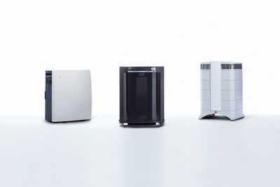 air purifiers assortment view b
