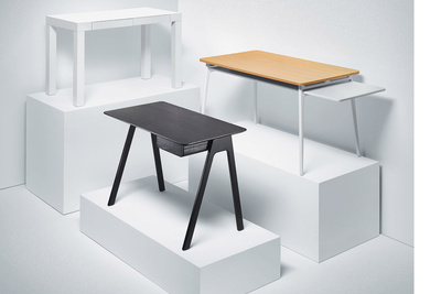 Modern workspace desks