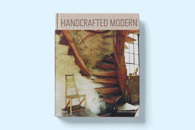 handcrafted modern book