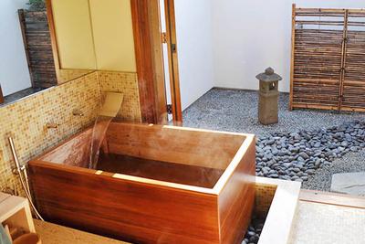 japanese soaking tub