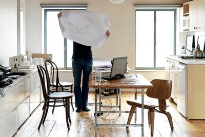 lange dixon shared office portrait