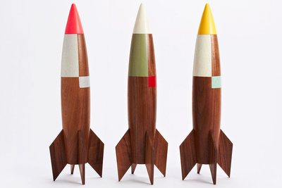 pat kim rockets trio