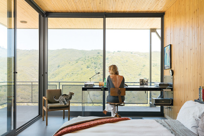blair house bedroom office