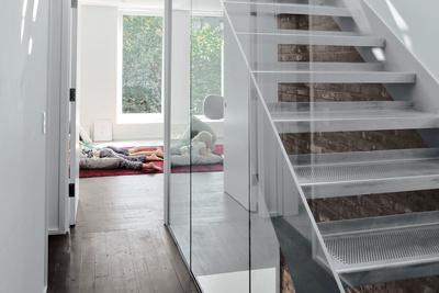 passive voice stairs