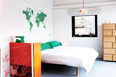 moncada residence bedroom  0