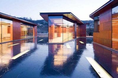 steven holl daeyang gallery house