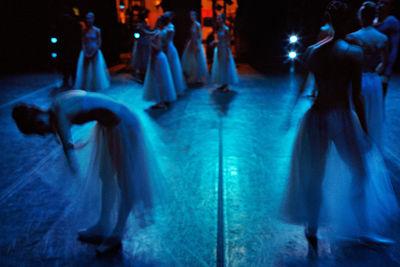 ballet rec