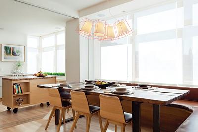 village vanguard dining room