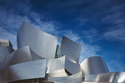 10 buildings disney concert hall