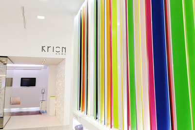 krion home wall