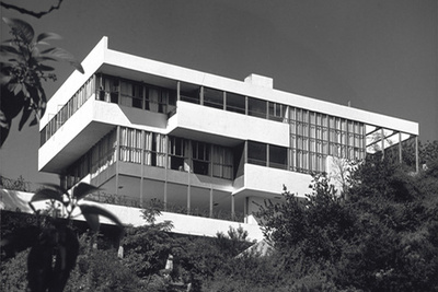 neutra 85 years lovell health house