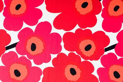 marimekko unikko poppy textile
