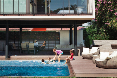 cocoyoc house pool