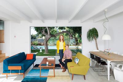 los feliz livingroom