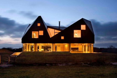 Living architecture, for rent