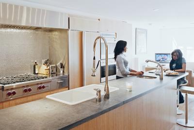 martin house kitchen