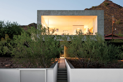 dialogue house back exterior