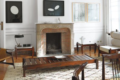open estate drawing room
