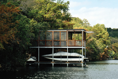 boathouse texas exterior
