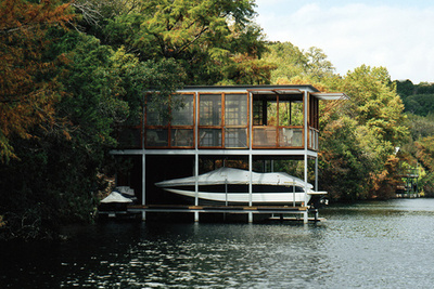 south texas boat house boathouse prefab
