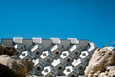 zvi hecker geometric forms