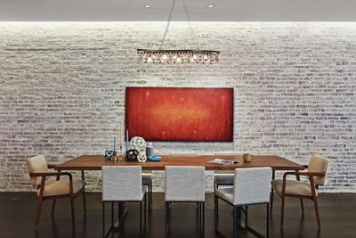 crosby brick dining