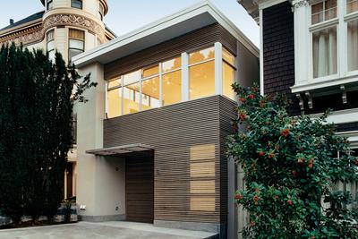 haus martin house exterior driveway