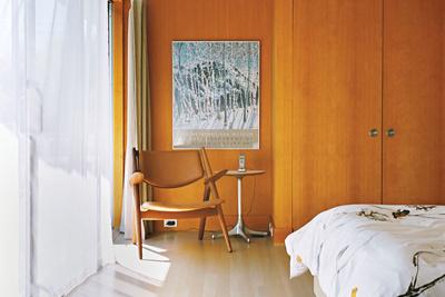 long island found master bedroom