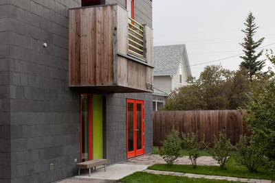 extended whitlock residence balcony rec