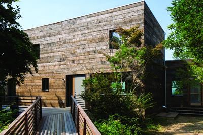 the greenest home orient studio passive