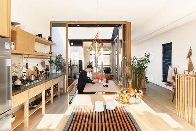 mijolk house renovation interior
