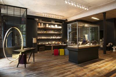 Atelier Courbet shop