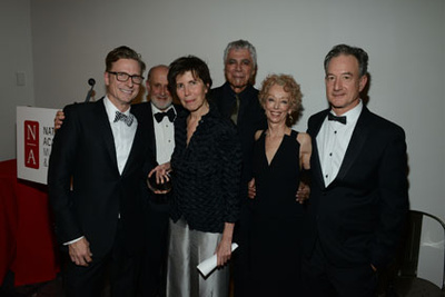 honorees at national academy
