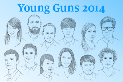 Youngs Guns 2014