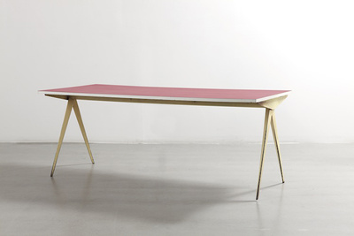 6 jp table compas rouge  0
