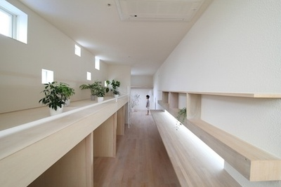 Iami house, small space architecture in Japan
