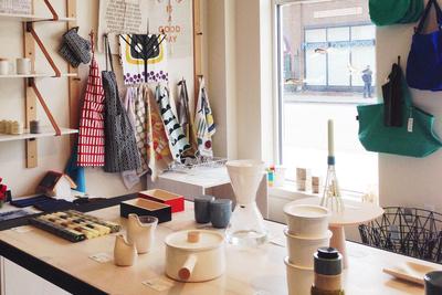 nora modern design shop in detroit, michigan