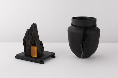 Lava vases
