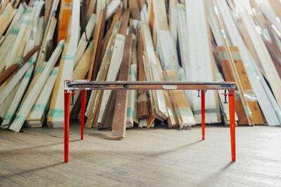 2014 detroit design festival floyd leg table