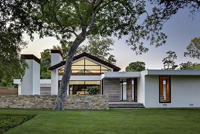 Modern Texas home