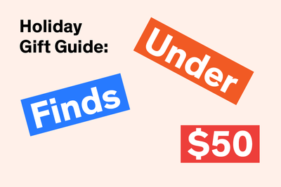 Dwell holiday gift guide 2014 under $50