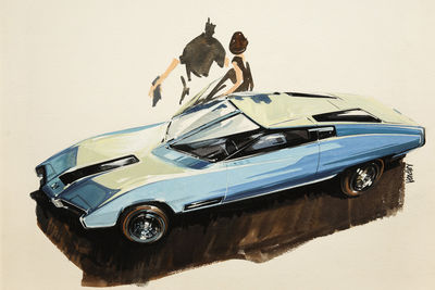 christopher mount concept car